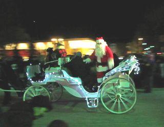 バンフ・クリスマスパレード4